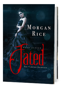 (Book #11 in the Vampire Journals)