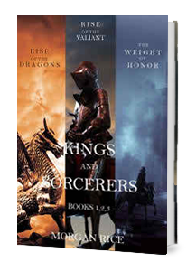 Kings & Sorcerers Bundle – 1, 2, 3