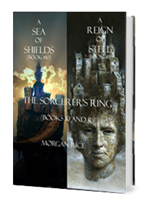 THE SORCERER'S RING BUNDLE – 10 and 11