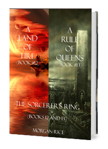 THE SORCERER'S RING BUNDLE – 12 and 13