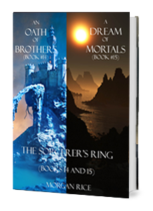 THE SORCERER'S RING BUNDLE – 14 and 15