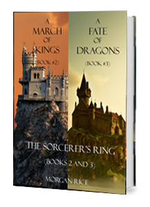 THE SORCERER'S RING BUNDLE – 2 and 3