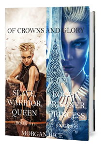 OF CROWNS AND GLORY BUNDLE BOOKS 1 2
