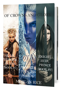 OF CROWNS AND GLORY BUNDLE (BOOKS 1, 2, AND 3)