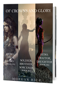 Of Crowns and Glory Bundle (Books 4, 5 and 6)
